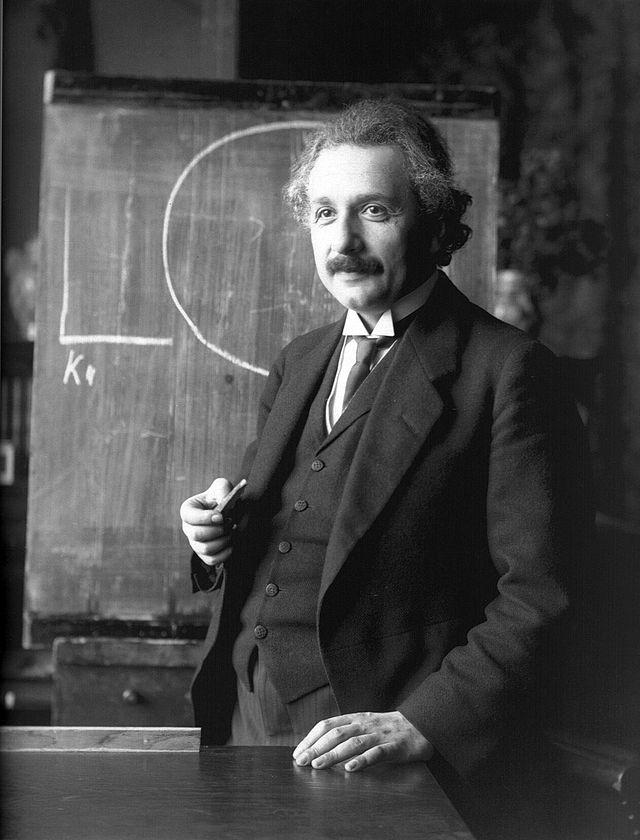 Einstein in Wien, 1921