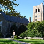 Cornell's law school building