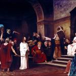 Munkacsy, Pilate, and Jesus