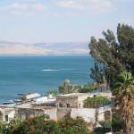 Galilee, Tiberias, looking eastward