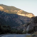 Utah's Logan Canyon, in Cache County