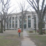 Image of Langdell Hall courtesy of Wikimedia Commons
