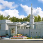 First temple in Alaska, soon expanded