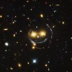 Cosmic Happy Face