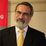 The former UK chief rabbi
