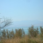 The Sea of Tiberias, by day