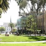 Fuller campus, Pasadena