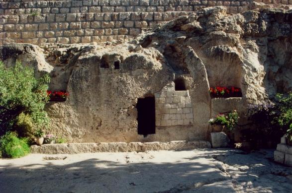 """""""The Garden Tomb"""" (Phillip Benshmuel, 2008)"""