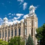 Utah's second temple