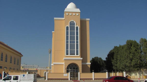 UAE's LDS meetinghouse