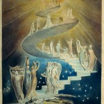 William Blake's depiction of Jacob's Ladder