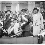 Early suffragettes