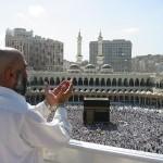 Mecca pilgrim