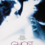 """A movie poster for """"Ghost"""""""