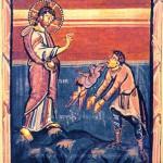 Healing of the demoniac