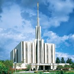 The first temple in Washington State