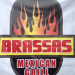 Brassas Mexican Grill sign