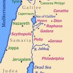 Decapolis map