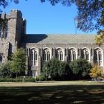 Duke University's Perkins Library
