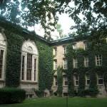 A building at Princeton