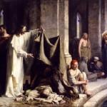 """Bloch, """"Christ Healing the Sick"""""""
