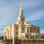 Utah County's third temple