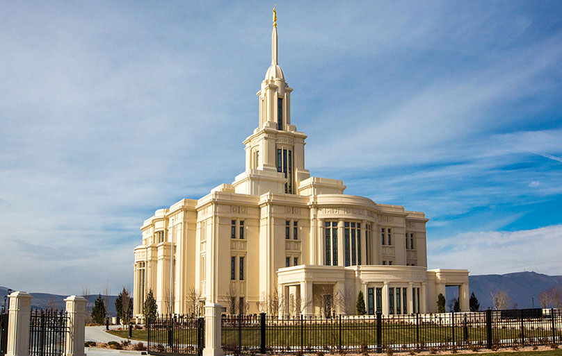 Inside The New Payson Utah Temple