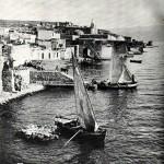 1928 view of Tiberias