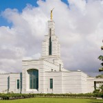 The second LDS temple on the African continent
