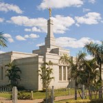 Temple in the capital of Paraguay