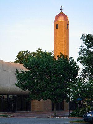 A Texas mosque