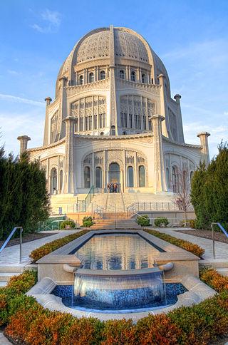 Wilmette, Illinois, Bahai Temple