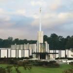 First temple in Georgia