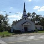 Methodist church, GA