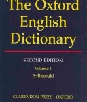 OED cover