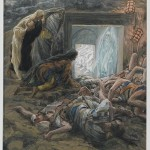 "Tissot, ""The Women at the Tomb"""
