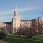 Wheaton College, in Illinois