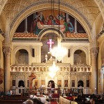 Egypt's Coptic Cathedral in Alex