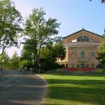 Das Wagnerische Festspielhaus