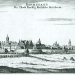 Early 17th century Darmstadt