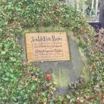 Jean Paul's grave