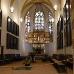 Bachgrab in der Thomaskirche