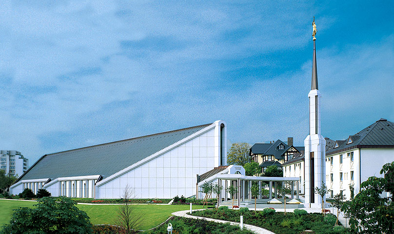 Tempel Friedrichsdorf