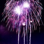 A firework finale