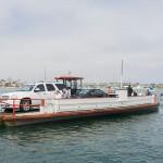 Ferry at Balboa