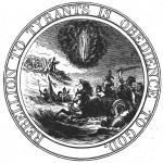 From the original design for the Great Seal of the United States