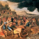 Poussin, Israel at the Red Sea