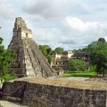 Classic structures at Tikal