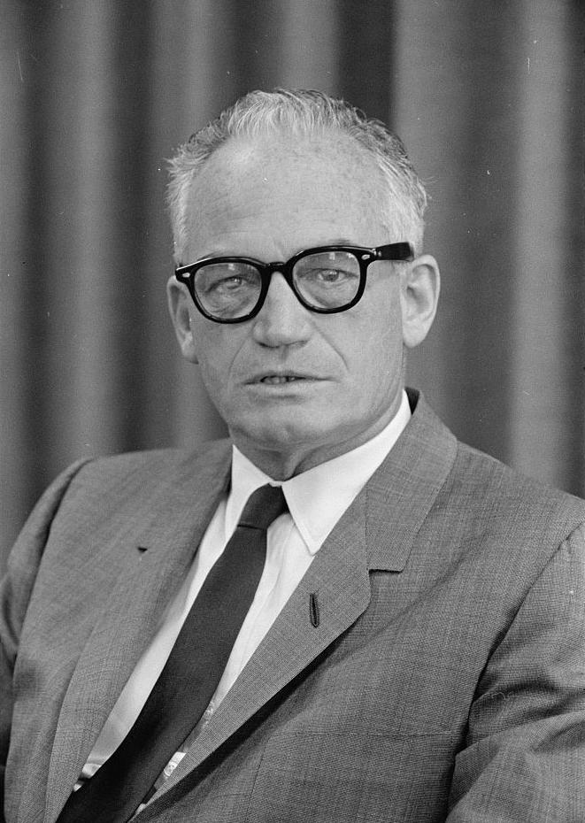 Barry Goldwater (R-AZ)