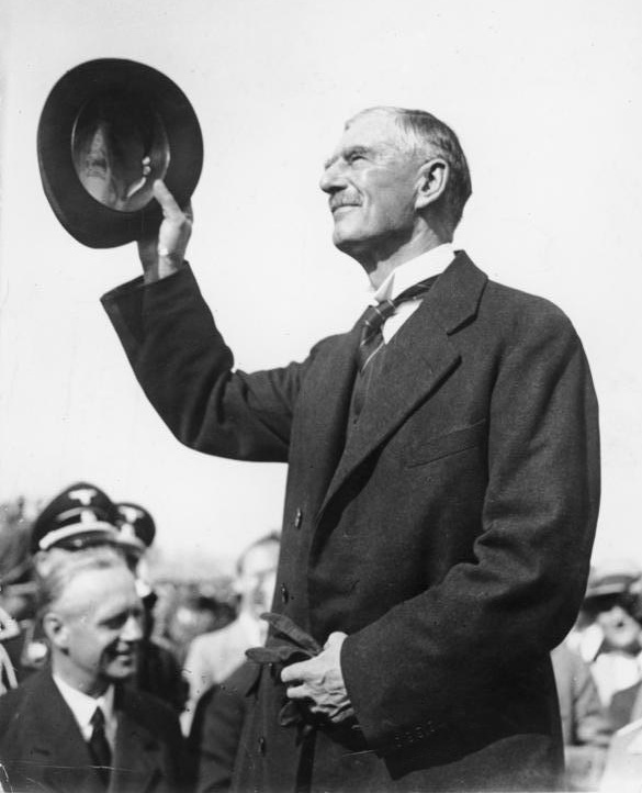 Mr. Neville Chamberlain, PM
